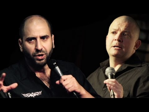 Dave Attell and Jim Norton discuss Angry Birds, prostitution, and life after ...