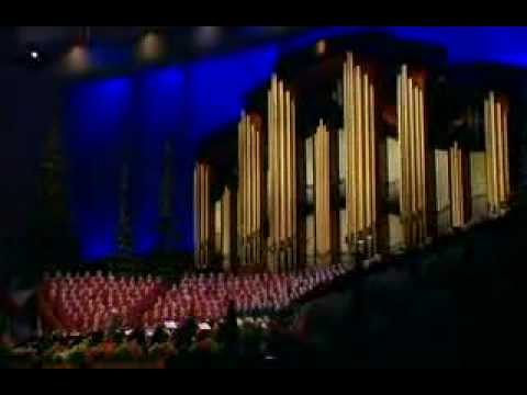 Mormon Tabernacle Choir — The First Noel