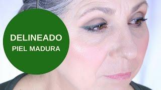 Delineado Para P Rpado Maduro    Tip    Makeupmasde40