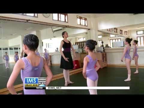 media tari balet anak luar biasa