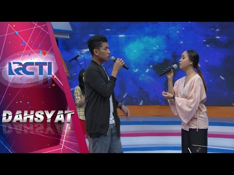 DAHSYAT - JAZ & Gloria Jessica A Sky Full Of Stars [26 April 2017]