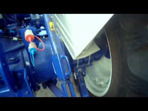 HOW TO DRIVE (STEP BY STEP)FARMTRAC 60 .55 HP SUPERMAXX T 20 POSER  TRACTOR