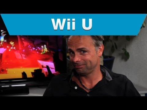 Wii U – Rayman Legends Interview with Michel Ancel