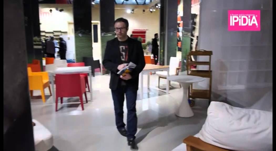 Driade Stand Al Salone Del Mobile 2013 Videotour Youtube