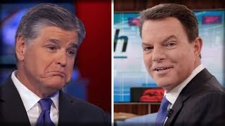 Right After Sean Hannity Exposed Fellow Fox News Host On-Air, Shep Smith Fires Back