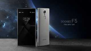 Doogee F5 Process Design Function Introduction Review!