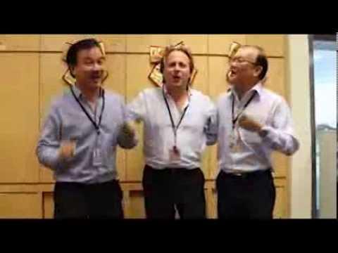 QANTAS Group and Alan Joyce Christmas Greetings Video for 2013