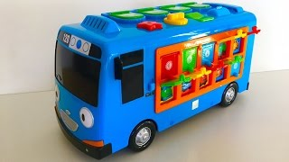 Tayo The Little Bus and Friends Names