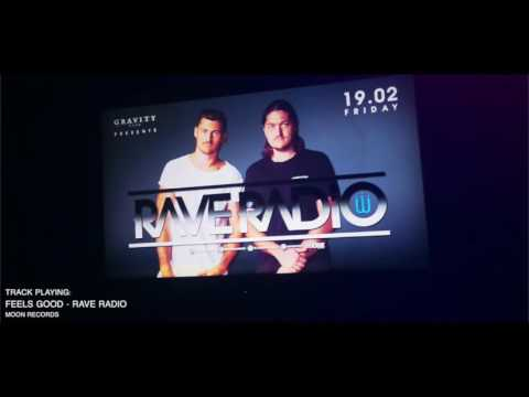 Rave Radio @ Club Mass, South Korea & Gravity, Kuala Lumpur | Feb 2016