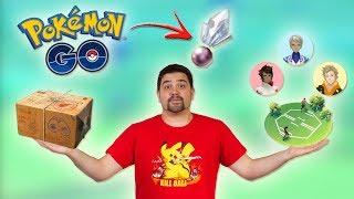 ¡Las NUEVAS FORMAS de COMO CONSEGUIR la PIEDRA SINNOH en Pokémon GO! [Keibron]