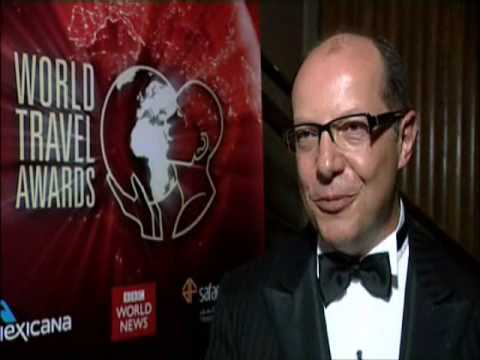 Thomas Noll, Managing Director, Grand Hotel Europe @ WTA Grand Final 2009