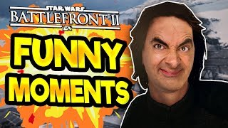 Star Wars Battlefront 2 Funny & Random Moments [FUNTAGE] #28