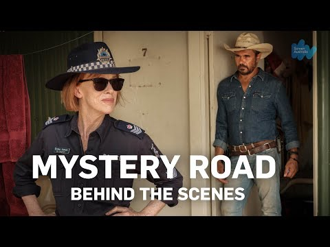 Mystery Road - Behind The Scenes