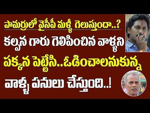 పామర్రులో వైసీపీ మళ్ళీ గెలుస్తుందా..! | Pamarru PublicTalk On Next CM Of AP | 2019 Elections Survey