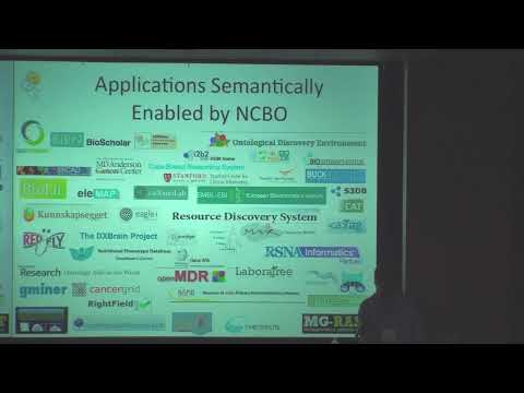 NCBO Web services and the Development of Semantic Applications