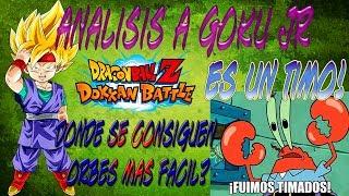 FUIMOS TIMADOS! Análisis a Goku Jr. ¿Dónde conseguir más orbes? | Dokkan Battle Español Latino