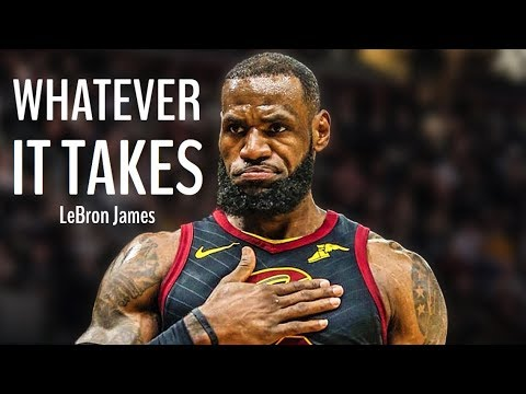 Download LeBron James Mix  quotWhatever It Takesquot