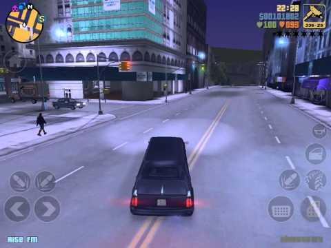 Уникальный транспорт (GTA III) Stretch