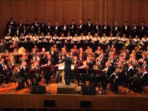 Концерт оркестра министерства обороны
