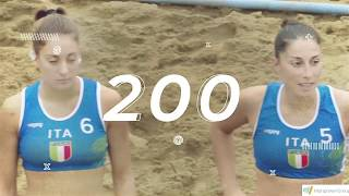 200 days to the Beach Handball World Championships 2020