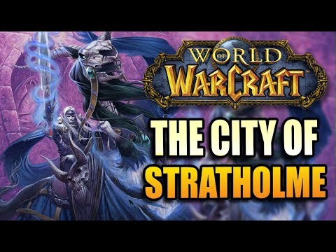 Stratholme // Nub's RP Let's Play // World of Warcraft