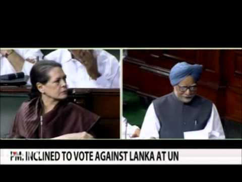 Indian to Vote against Sri lanka  UN Human Rights Council