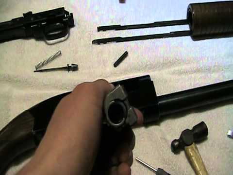 Winchester Ranger Model 120 Disassembly