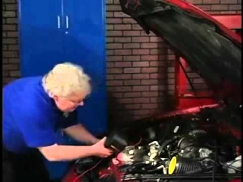 Automotive Leak Tester Find Vacuum Leaks Fast Smoke Wizard Video
