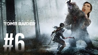 Poopin' On Arrows - Rise of the Tomb Raider Gameplay Part 6