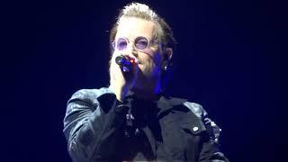 U2 - Zoo Station - Dublin, 3-Arena, 06.11.2018