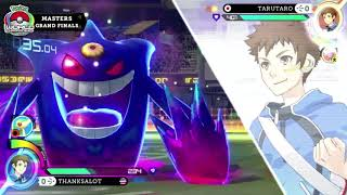 2018 Pokémon World Championships: Pokkén Tournament DX Grand Finals