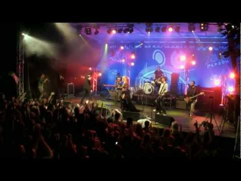 Anna and the Barbies feat. Papp Szabi - Fire - Live @ ZP [11] [HD]