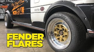 How to Install Fender Flares