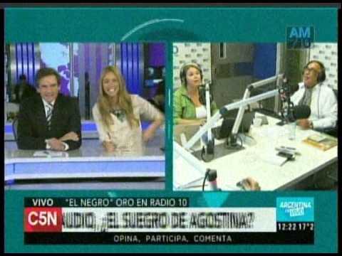 C5N - Argentina En Vivo: Duplex con Negro en la 10 en Radio 10 AM 710