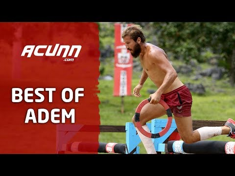 Survivor 2018 | 'Asla benim için savaş bitmez' | Best of Adem Kılıççı!