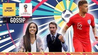 World Cup Gossip: England fans descend on Moscow - BBC Sport