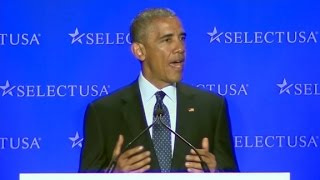 Obama 'going to get on LinkedIn' when back on t...