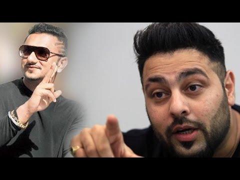 Badshah Message to Yo Yo Honey Singh at GIMA Awards 2016