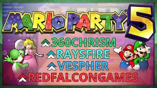 Mario Party 5 with Vespher, Raysfire and RedFalconGames
