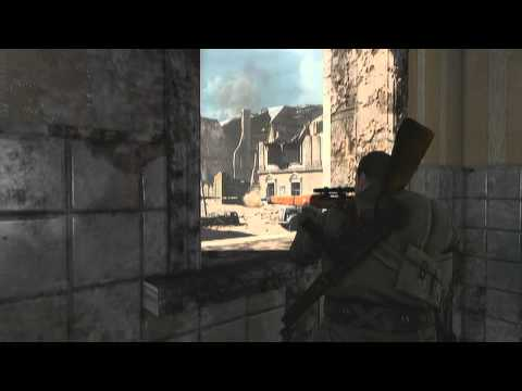 Sniper Elite V2 - Double Ball Shot