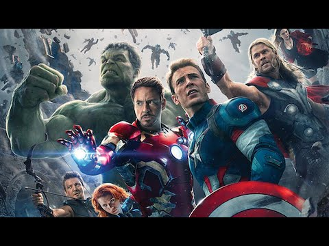 New Age of Ultron Poster, X-men Casting News! Ep #21 - Feb 26th, 2015