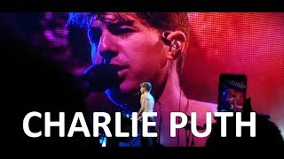 Download Lagu [FAN CAM] Charlie Puth live in concert at the Budweiser Stage Gratis STAFABAND
