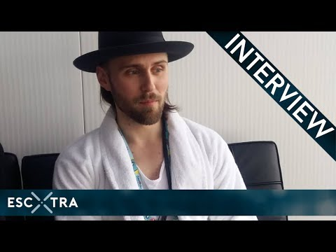 LIVE INTERVIEW: Lukas Meijer (Poland 2018) // ESCXTRA.com