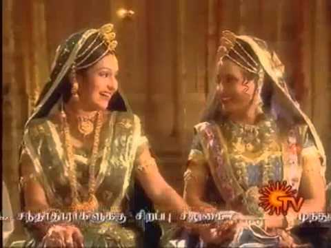 SUN TV Ramayanam Episode 01 - clip 2