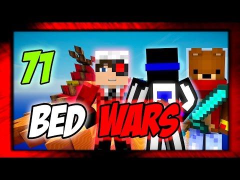 МАССОЙ ЗАДАВИЛ! BED WARS! 71