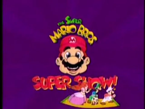 Super Mario Brothers Super Show Intro