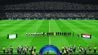 PES | ARGENTINA vs CROATIA | FIFA World Cup 2018 | Full Match | amazing goals | Gameplay PC