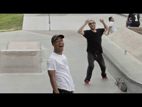 Skateboardings Best Feeling