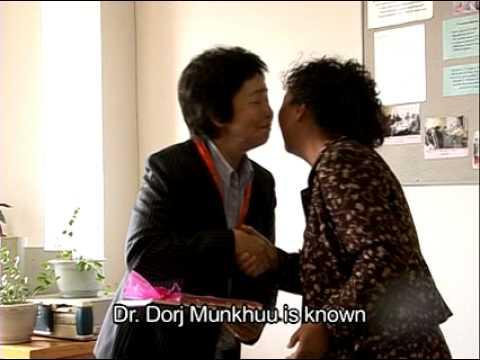 Dr. Dorj Munkhuu of Mongolia