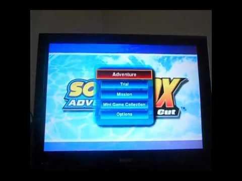 Sonic Adventure dx Tails Sonic Adventure dx